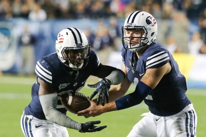 NCAA Football: Houston at Brigham Young